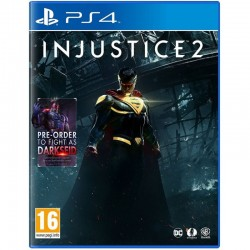 Injustice 2 - PS4 by WB Games