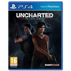Sony Uncharted -The Lost...
