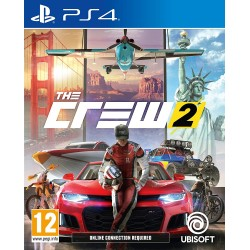 THE CREW 2 - PlayStation 4...
